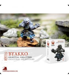 Kensei: Byakko - Celestial Creature