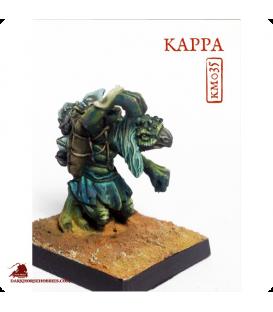 Kensei: Kappa - Earthly Creature