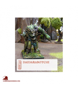 Kensei: Daidarabotchi - Earthly Creature