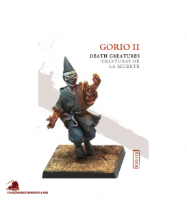 Kensei: Gorio II - Death Creature