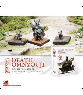Kensei: Death Omnyouji - Death Creature