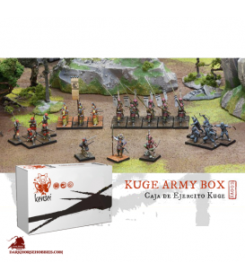 Kensei: Army Box Kuge