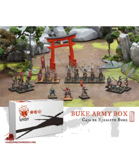 Kensei: Army Box Buke