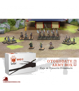 Kensei: Army Box Otokodate