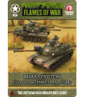 Flames of War (Vietnam): American M48A3 Patton Tank Section