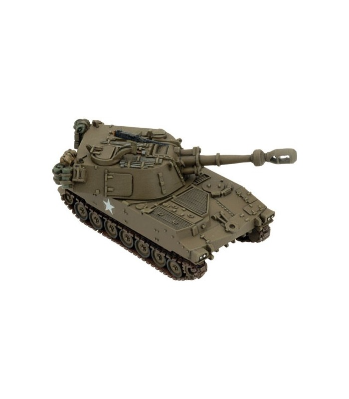 Flames of War (Vietnam): American M109 Self-Propelled 155mm