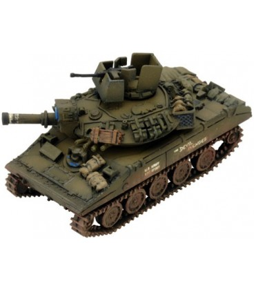 Flames of War (Vietnam): American M551 Sheridan Tank Section