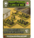 Flames of War (Vietnam): American 105mm Field Artillery Battery
