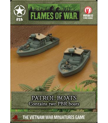 Flames of War (Vietnam): American PBR (Patrol Boat, River)