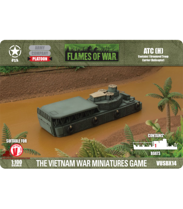Flames of War (Vietnam): American ATC(H) (Armored Troop Carrier, Helicopter)
