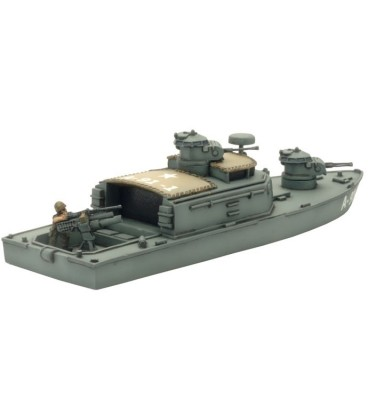 Flames of War (Vietnam): American ASPB (Assault Support Patrol Boat)