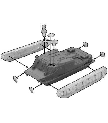 Flames of War (Vietnam): PAVN BTR-50PK Company