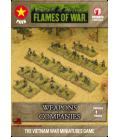 Flames of War (Vietnam): PAVN Weapons Companies