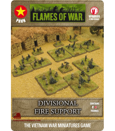 Flames of War (Vietnam): PAVN Divisional Fire Support