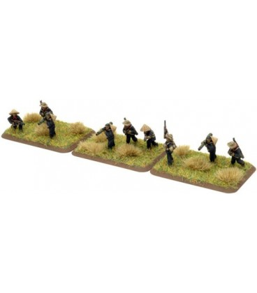 Flames of War (Vietnam): PAVN Local Forces Battalion HQ