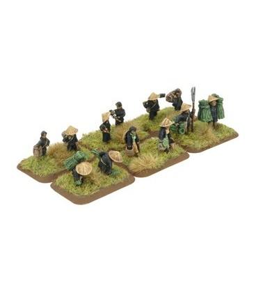 Flames of War (Vietnam): PAVN Local Resistance