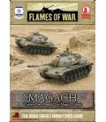 Flames Of War (Arab-Israeli): Israeli Magach Tank Section