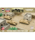 Flames Of War (Arab-Israeli): Arab IS-3M Tank Platoon