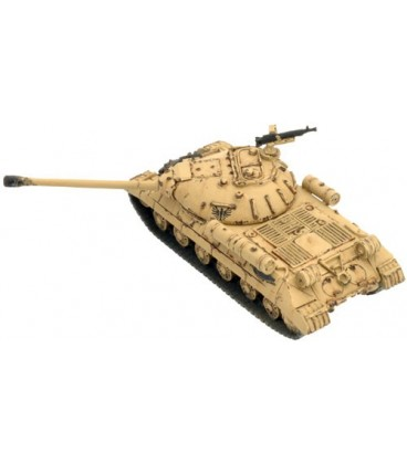 Flames Of War (Arab-Israeli): Arab IS-3M Platoon
