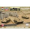 Flames Of War (Arab-Israeli): Arab T-54 or T-55 Tank Platoon