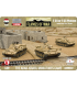 Flames Of War (Arab-Israeli): Arab T-54 or T-55 Tank Platoon