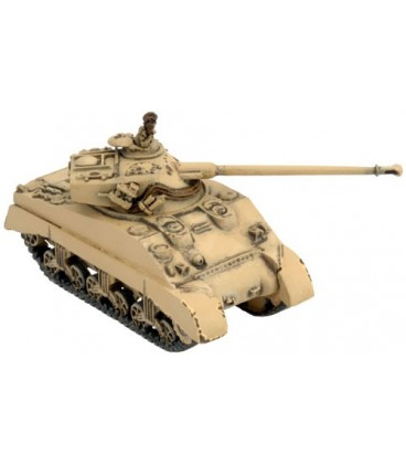 Flames Of War (Arab-Israeli): Arab M4/FL-10 Sherman Tank Platoon