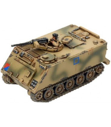 Flames Of War (Arab-Israeli): Jordanian M113 Platoon