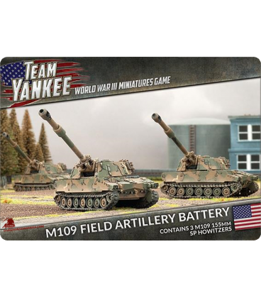 Team Yankee: (USA) M109 Field Artillery Battery