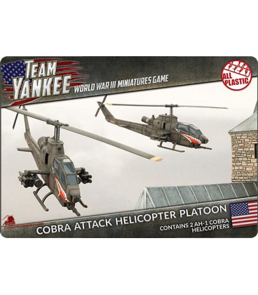 Team Yankee: (USA) AH-1 Cobra Attack Helicopter