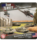 Team Yankee: (USA) Bannon's Boys (Plastic Army Deal)