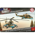 Team Yankee: (Soviet) Mi-24 Hind Assault Helicopter