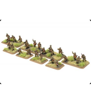 Team Yankee: (Soviet) Infantry Platoon
