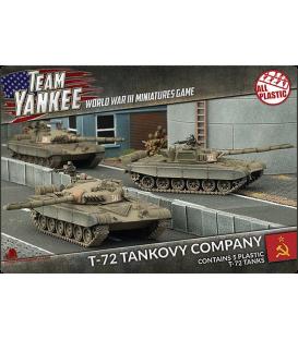 Team Yankee: (Soviet) T-72 Tankovy Company