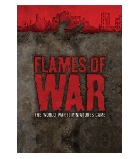 Flames Of War (WWII): 3rd Edition Rulebook - Pocket Edition