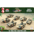 Flames of War (WWII-Pacific): American Gator's Amtracks Marine Tank Company