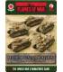 Flames of War (WWII-Pacific): Japanese Medium Sensha Platoon