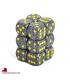 Chessex: Speckled 16mm d6 Urban Camo dice set (12)