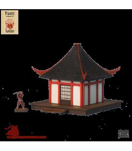 28mm Kensei Terrain: Fukei Building 2
