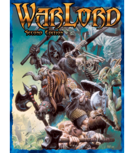 Warlord: 2nd Edition Core Rulebook