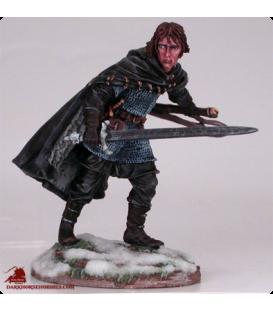 Game of Thrones: Jon Snow (painted by Marike Reimer)