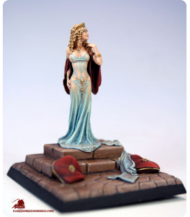 Game of Thrones: Cersei Lannister (painted by Marike Reimer)