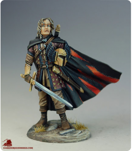 Game of Thrones: Mance Rayder - Wildling Leader (painted by Marike Reimer)