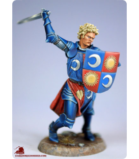 Game of Thrones: Brienne of Tarth (painted by Marike Reimer)