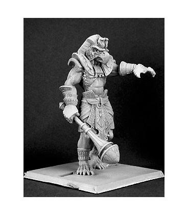 Warlord: Nefsokar - Sokar's Avatar, Solo