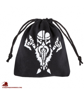 Dwarven Dice Bag Black