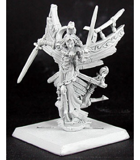 Warlord: Razig - Dark Maiden, Solo