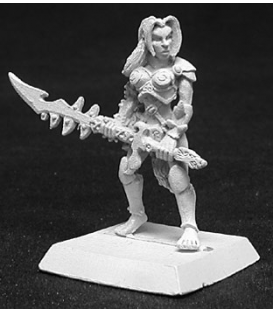 Warlord: Blade Sisters - Janna the Wanderer