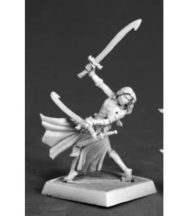 Warlord: Blade Sisters - Bladesinger Sister