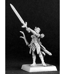 Warlord: Blade Sisters - Callindra Silverspell