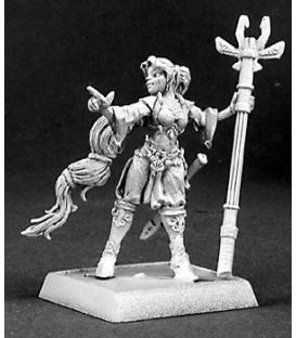 Warlord: Blade Sisters - Siellendria, Spell Sister
